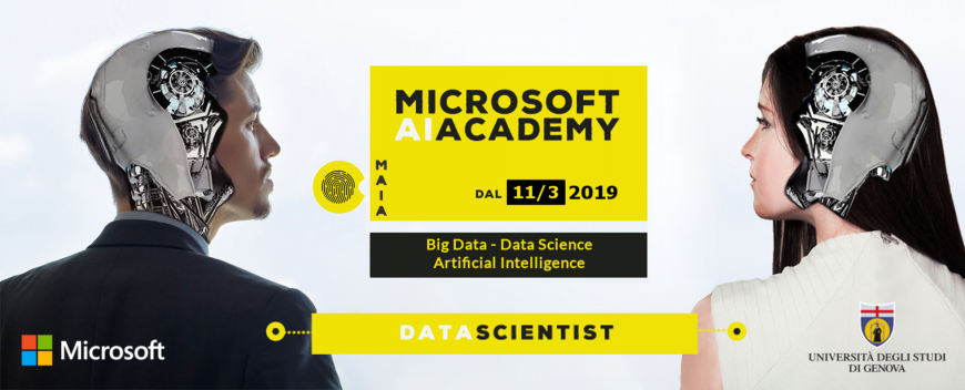 Microsoft AI Accademy in Digital Tree